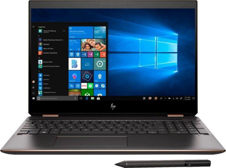 HP Spectre x360 15t 5KC45AV_1 (2019)