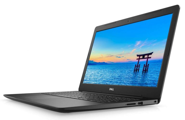 Dell Inspiron I3585-A831BLK-PUS 15.6 Touch-Screen Laptop (AMD Ryzen 3, 8GB RAM, 128GB SSD, Black)