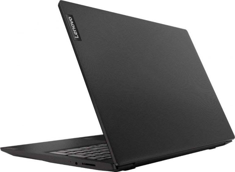 Lenovo IdeaPad S145-15AST 81N3009BUS 15.6 Laptop (AMD A6 Series CPU, 4GB RAM, 1TB HDD, Black) 2