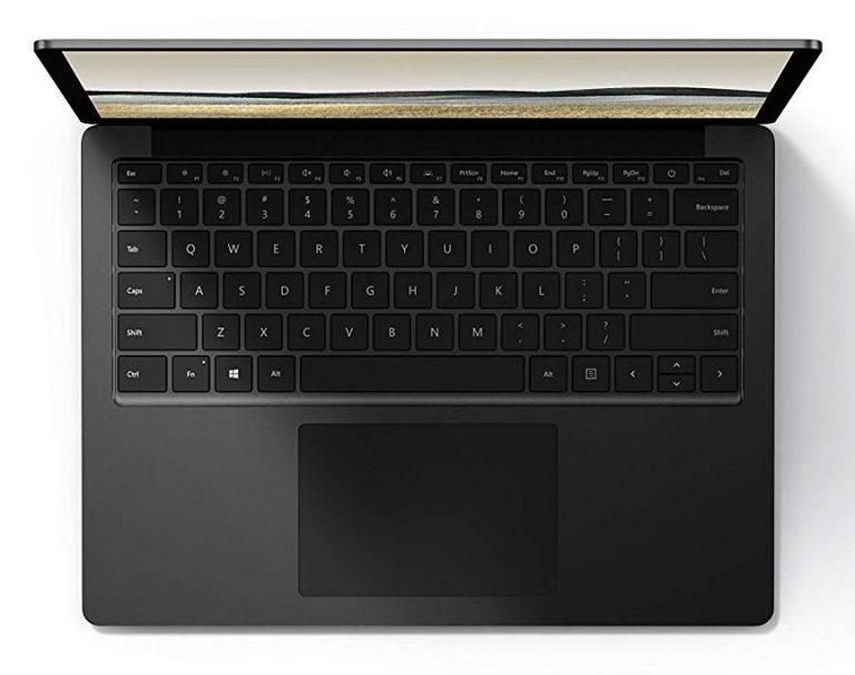 Microsoft Surface Laptop 3 Black