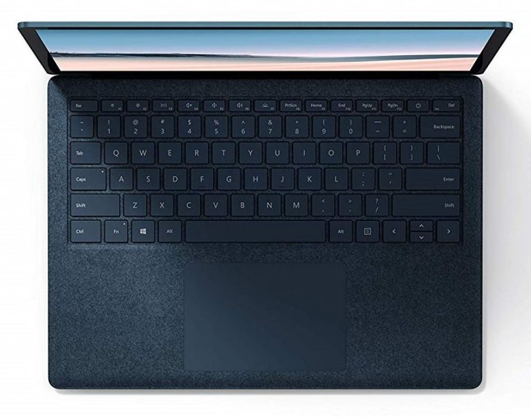 Microsoft Surface Laptop 3 Blue