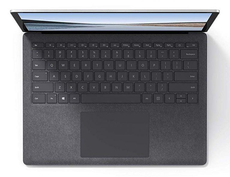 Microsoft Surface Laptop 3 Platinum