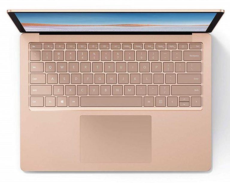 Microsoft Surface Laptop 3 Sandstone