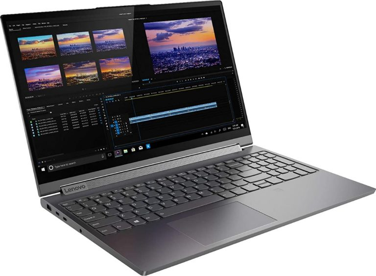 Lenovo Yoga C940 15 (15IRH) 2-in-1 Laptop