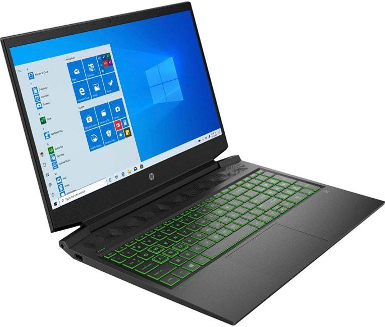 HP Pavilion 16t-a000 Gaming Laptop