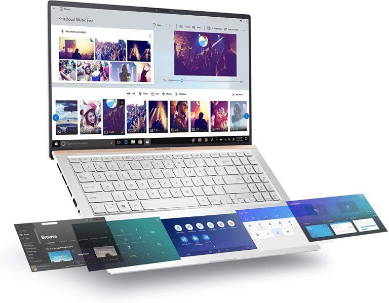 Asus ZenBook UX534FTC 1