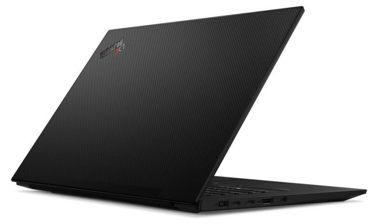 Lenovo ThinkPad X1 Extreme Gen 3 2
