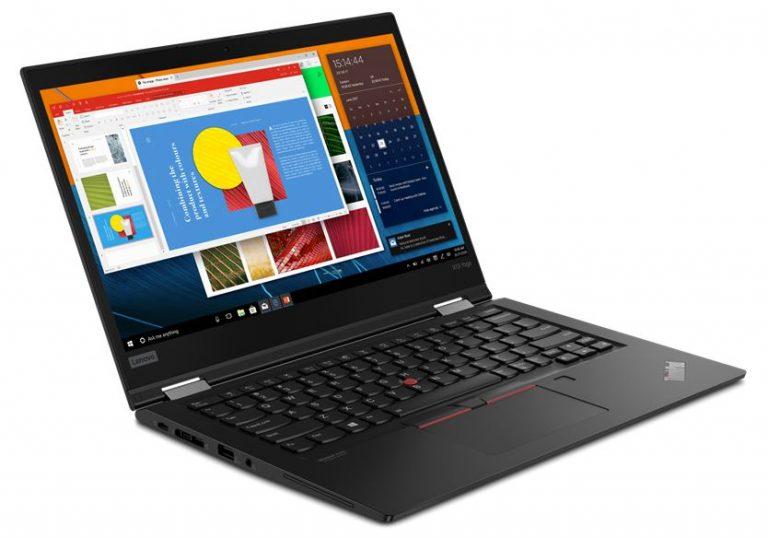 Lenovo ThinkPad X13 Yoga Gen 1 (Intel)