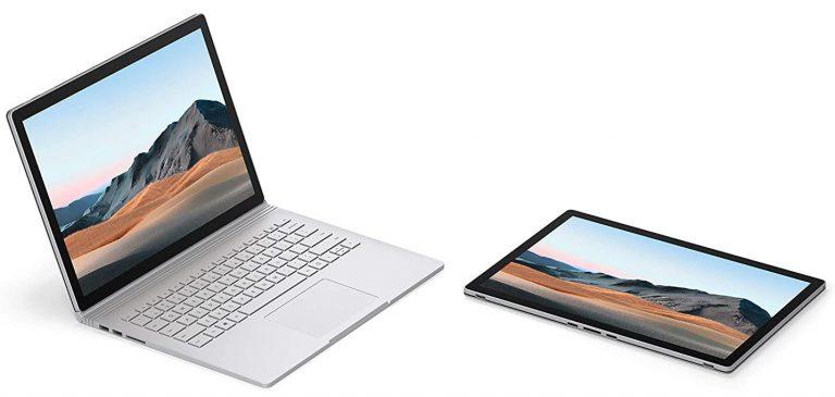 Microsoft Surface Book 3 13.5 2