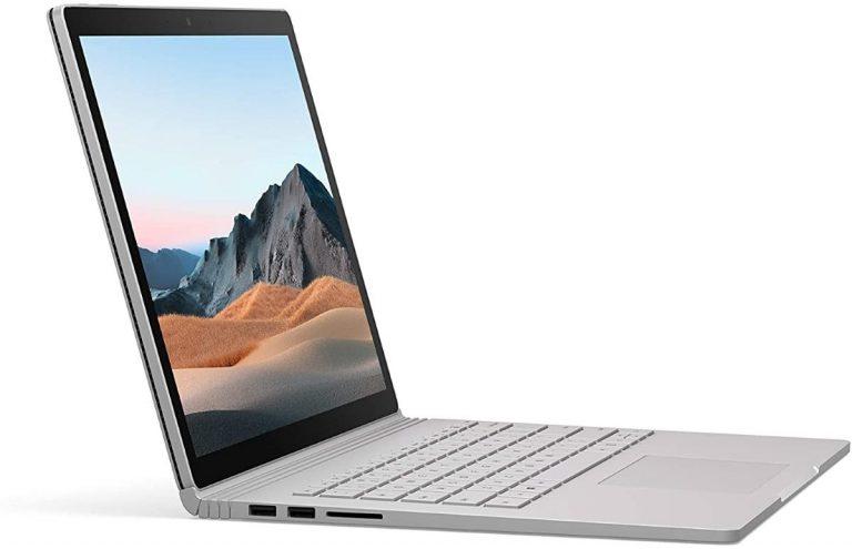Microsoft Surface Book 3 13.5 4