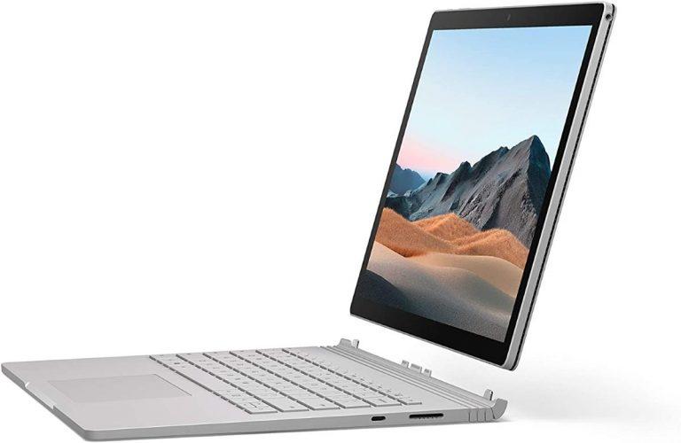 Microsoft Surface Book 3 13.5