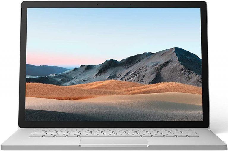 Microsoft Surface Book 3 15 3