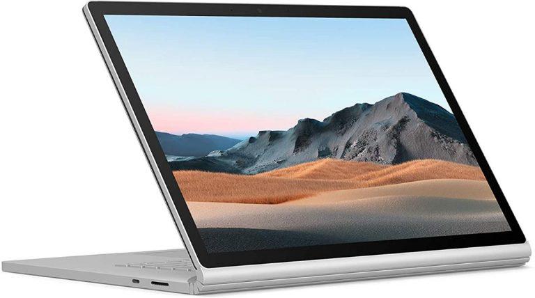 Microsoft Surface Book 3 15 4