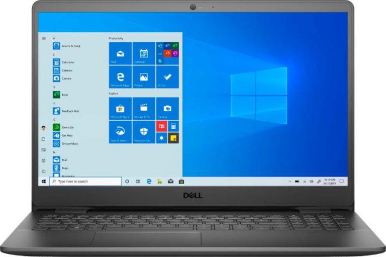 Dell Inspiron 15 3000 3501