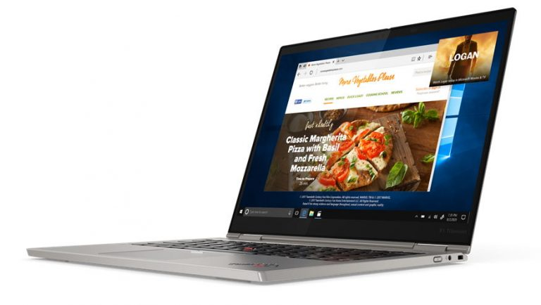 Lenovo ThinkPad X1 Titanium Yoga Gen 1 2
