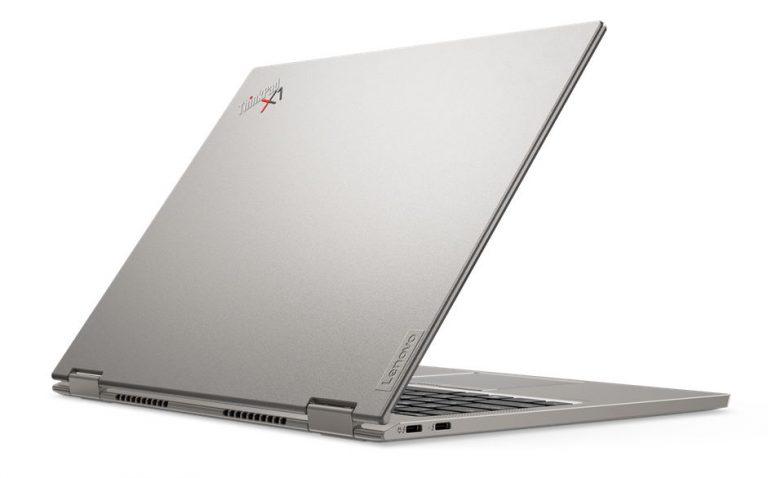 Lenovo ThinkPad X1 Titanium Yoga Gen 1 3