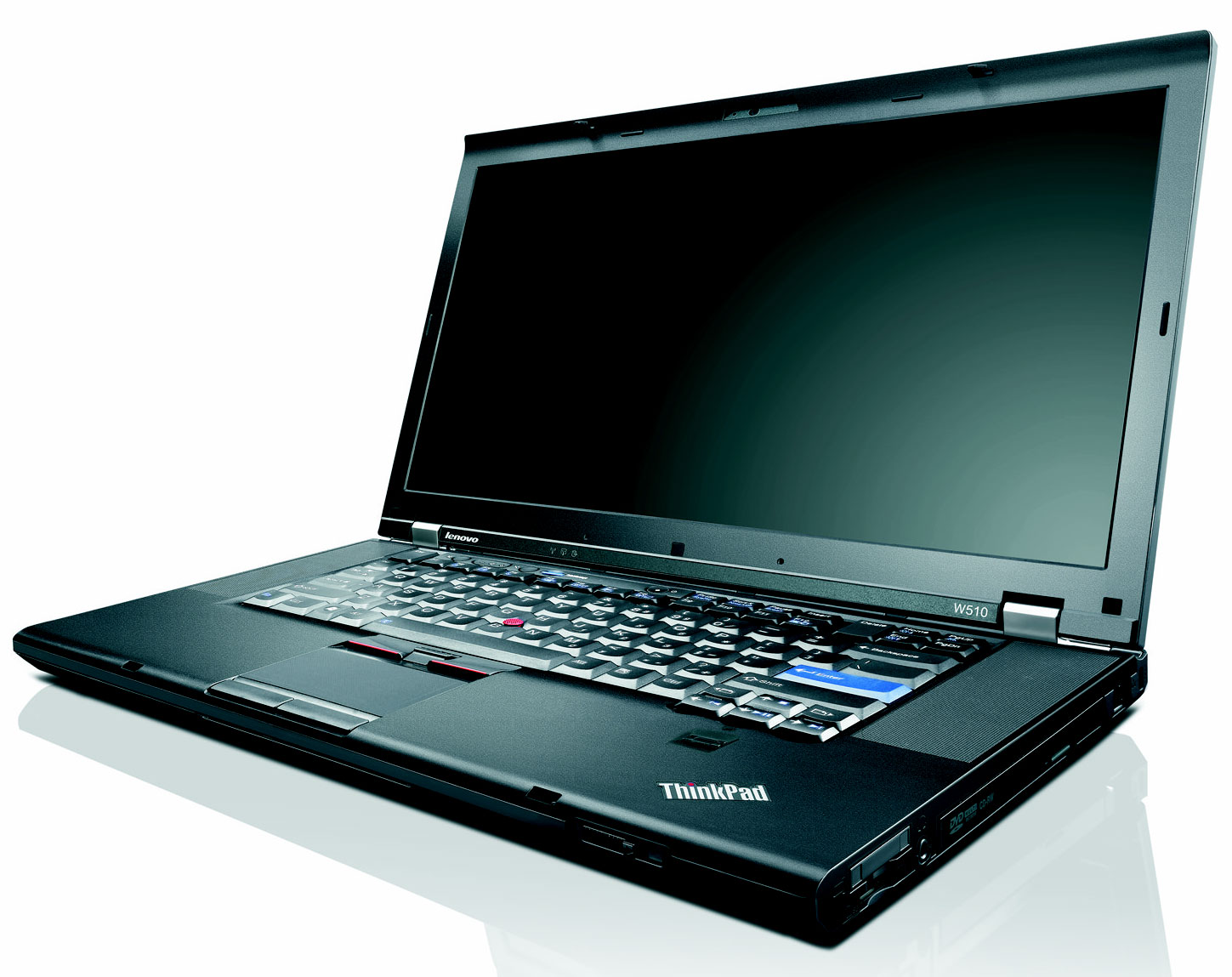 Lenovo ThinkPad W510 Overview