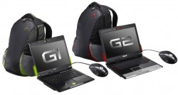 Asus G1 and Asus G2 Gaming Notebooks