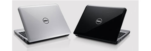 Dell Inspiron Mini 9 - White, Black