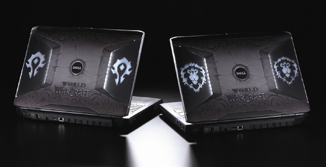 Dell will launch a line of the XPS M1730 gaming notebooks with custom