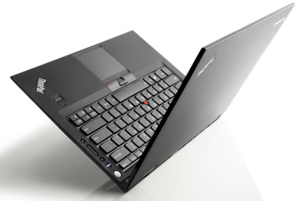 Lenovo Thinkpad X1 Ultra Slim Notebook Available For