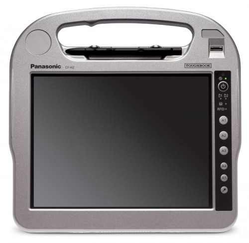 Panasonic Toughbook Cf H2 Rugged Tablet Pc Available