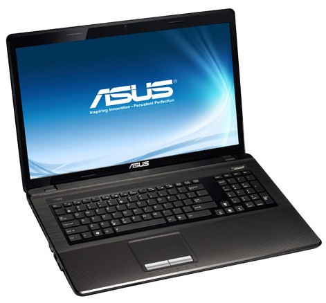 asus unveils 18 4 inch k93sv notebook   notebookcheck   news