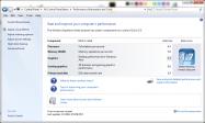 Core i3 GT525M Windows Experience Index