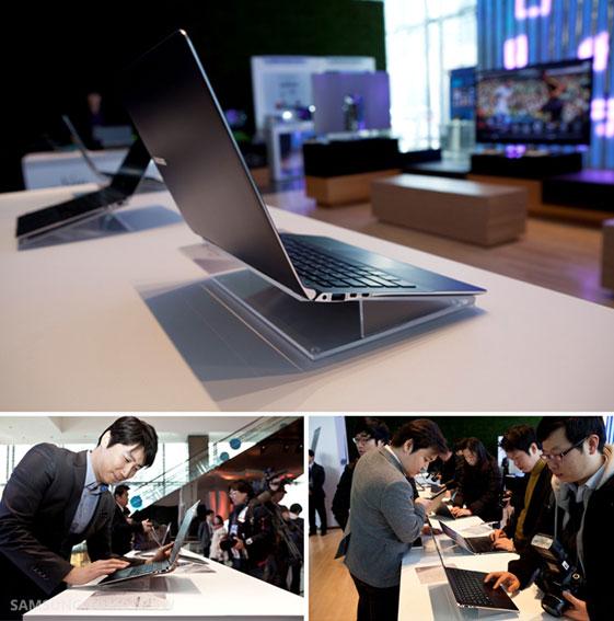 Samsung Series 9 NT900X3B 2nd Gen
