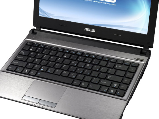 ASUS U32U-ES21 Base with Keyboard and Trackpad