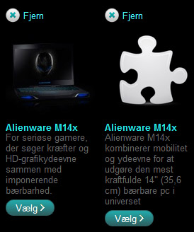 Alienware M14x R2 on Dell Denmark