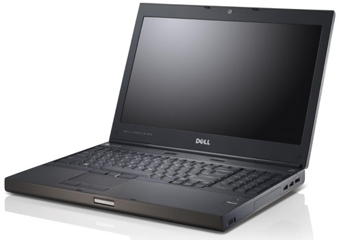 Dell Precision mobile workstation 2011