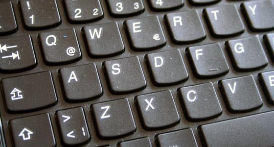 Lenovo AccuType Keyboard