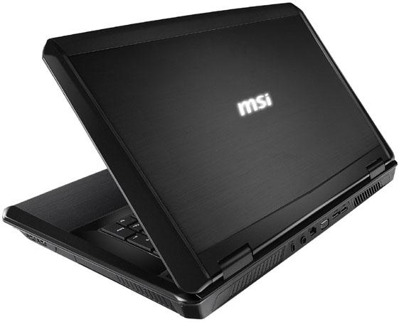 MSI GT70 Lid