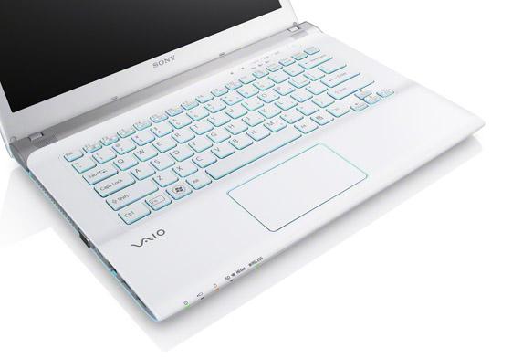 Sony VAIO E Series 2012 - White
