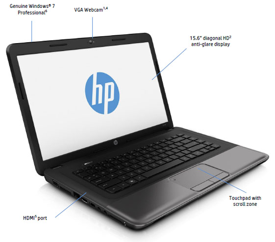 HP 650 – 2012 Essential Business Laptop | Laptoping | Windows Laptop
