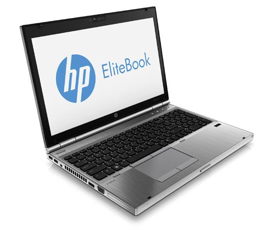 HP EliteBook 8570p Front Left