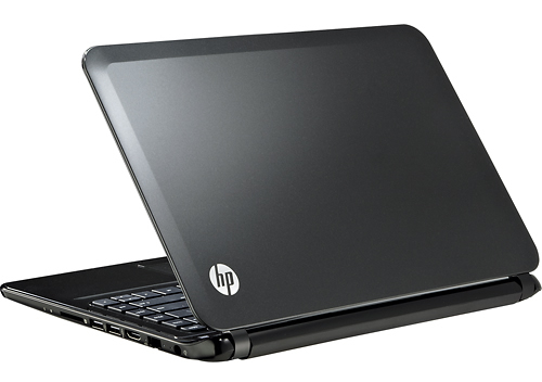 HP Pavilion Sleekbook 14-b015dx back