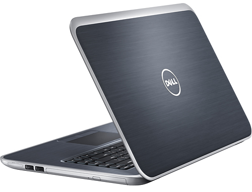 Dell Inspiron I15Z-4400SLV back