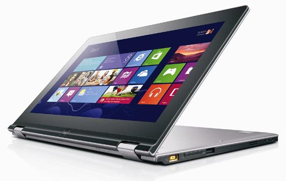 Lenovo IdeaPad Yoga 11S 59370505 Silver - Yoga 11S 59376649 is Orange