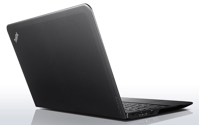 Lenovo ThinkPad S531 Left and Back