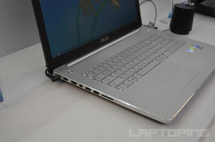 Asus N550jv Db71 And Db72t Multimedia Powerhouse Laptops Laptoping