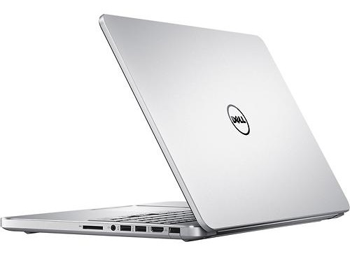 Dell Inspiron 15 7000 7537 Series I7537T-4340SLV Back View