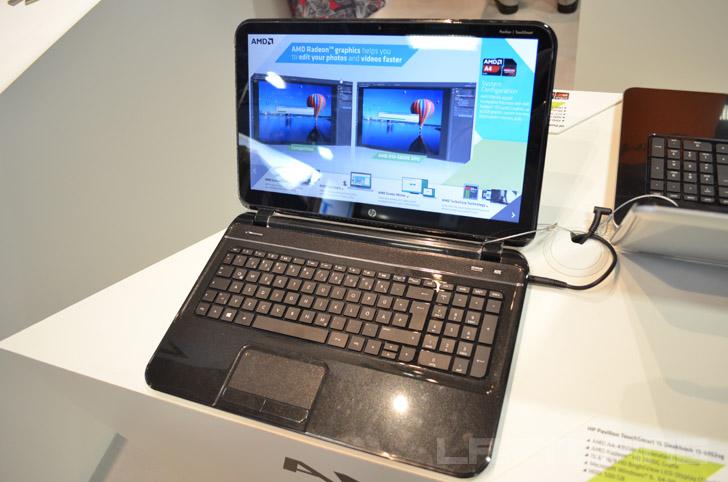 HP 15-b129wm 15.6 Pavilion TouchSmart