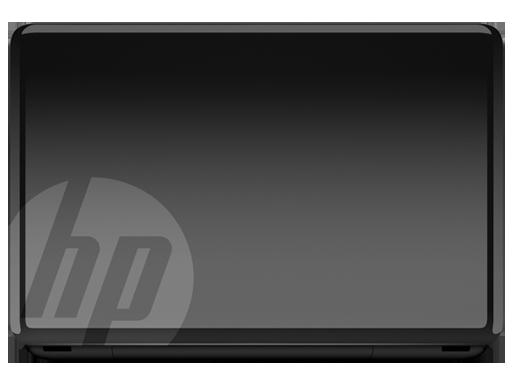 HP 2000-2d09WM Black Licorice Lid