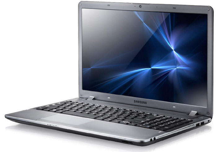 Samsung NP355V5C-A01UB Laptop Front and Right