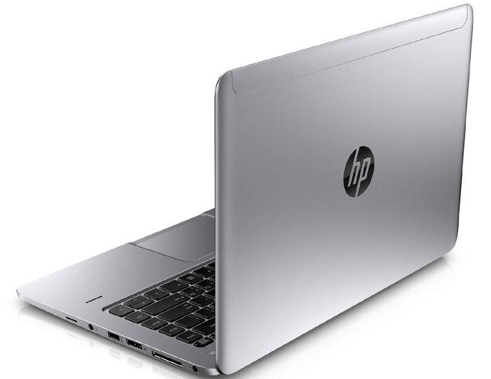 HP EliteBook Folio 1040 G1 Back