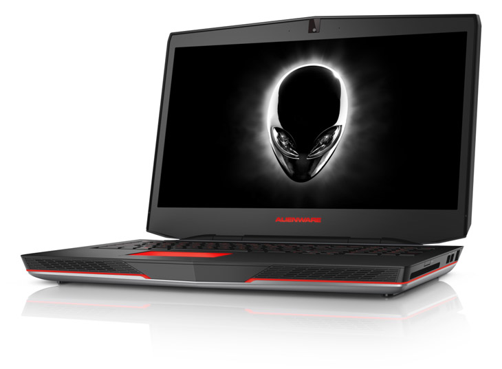 Dell Updates Alienware 17 18 Gaming Laptops With Nvidia