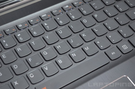 Lenovo IdeaPad U530 Touch - 59385621 Keyboard