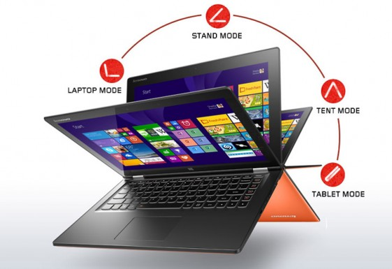 Lenovo IdeaPad Yoga 2 13